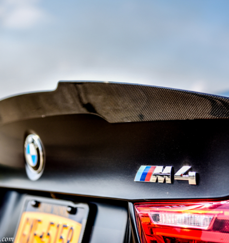 F82 M4 High Kick Performance Spoiler