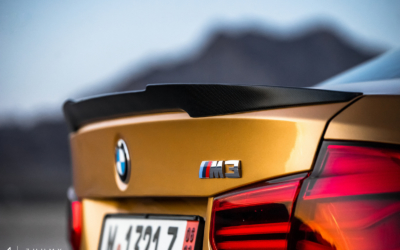 Sunburst Gold F80 M3