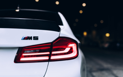 Alpine White F90 M5